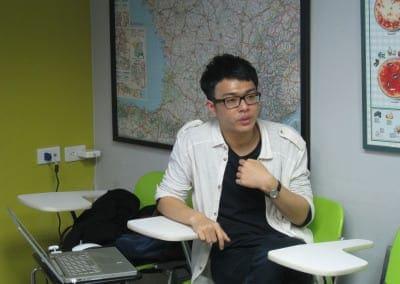 彭亞迪 – HTC設計師