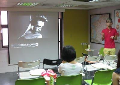 鄭百成 – Istituto Marangoni 時尚設計碩士
