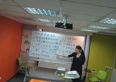 林容 – 服裝畫老師