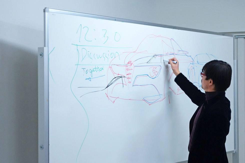 SPD米蘭工業設計學院交通與汽車設計碩士課程上課直擊