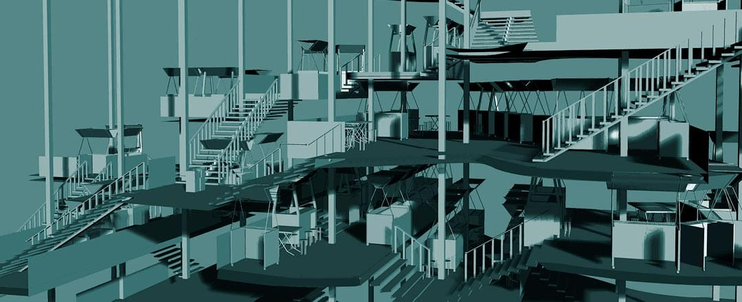 NABA米蘭藝術大學2015年10月開課室內設計碩士獎學金競賽 Extraordinary Spaces