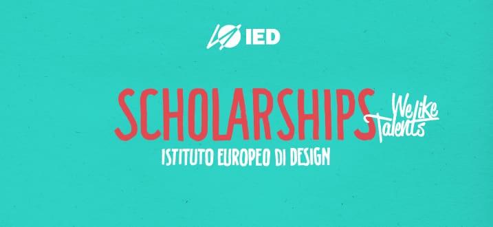 IED歐洲設計學院義大利留學獎學金資訊