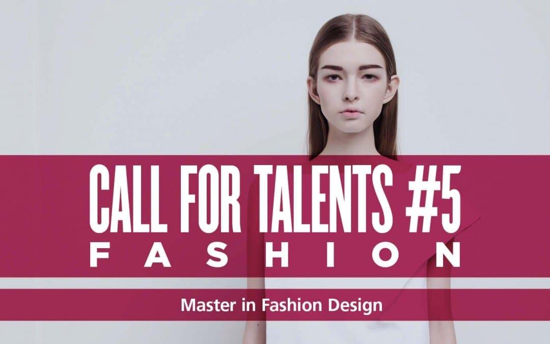 Domus Academy義大利設計碩士學院 2015年9月開課服裝設計碩士獎學金競賽