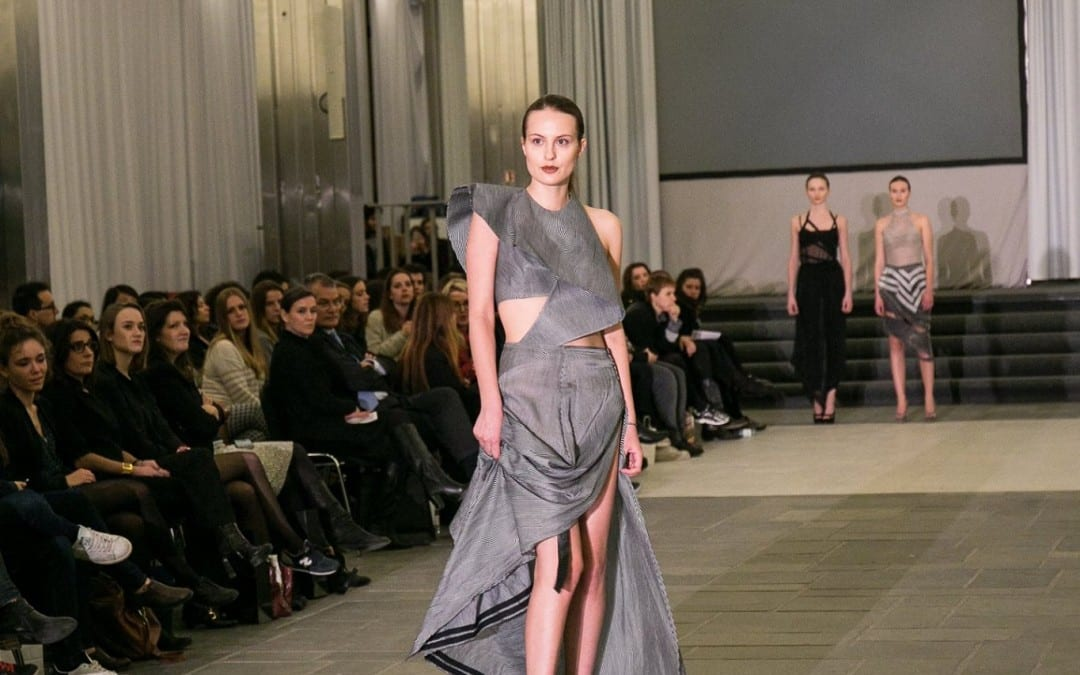Istituto Marangoni歐洲時尚學院與HEC商學院合作時裝秀2015圖集
