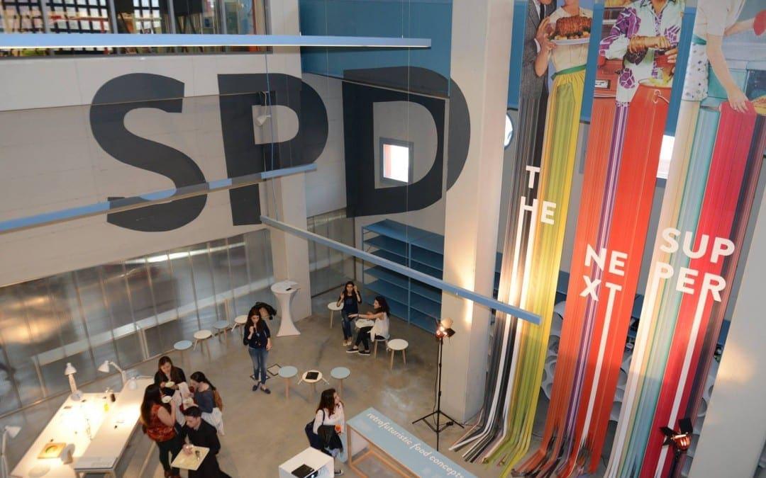 SPD米蘭工業設計學院米蘭設計週2015期間展覽THE NEXT SUPPER