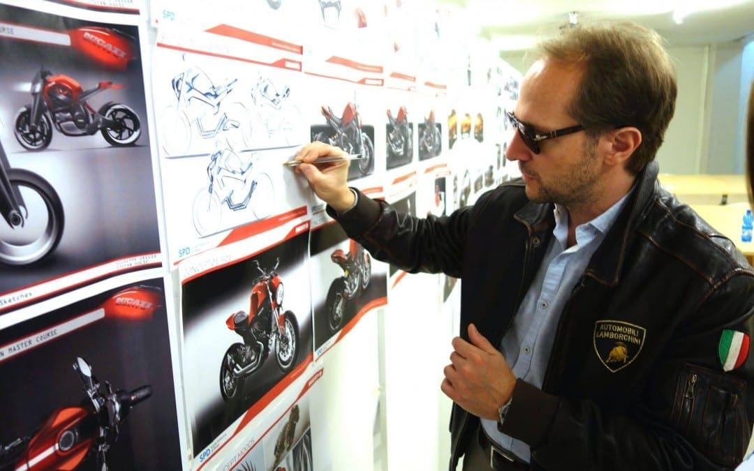 SPD米蘭工業設計學院交通與汽車設計課程評圖