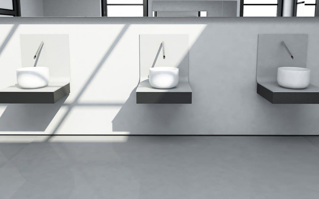 Istituto Marangoni米蘭設計學院傑出台灣學生蕭翔亨洗手臺作品SALTOD'ACQUA