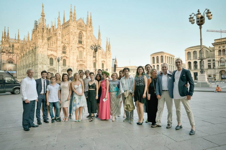 【圖集】Domus Academy義大利設計碩士學院畢業典禮與派對