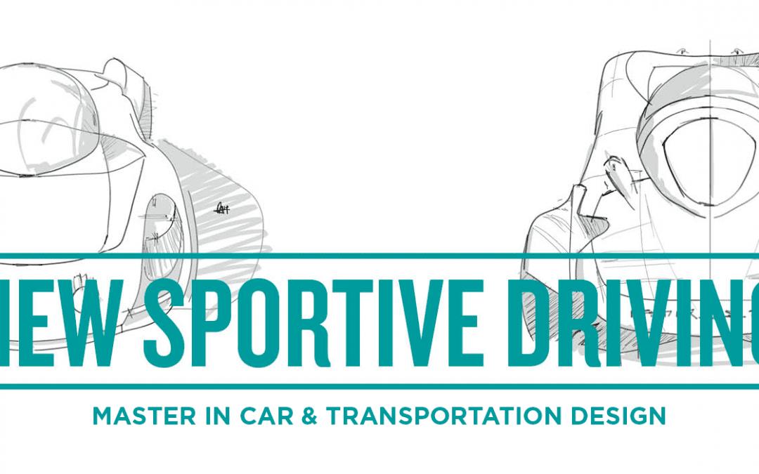 Domus Academy 2016年1月開課汽車與交通設計碩士獎學金競賽