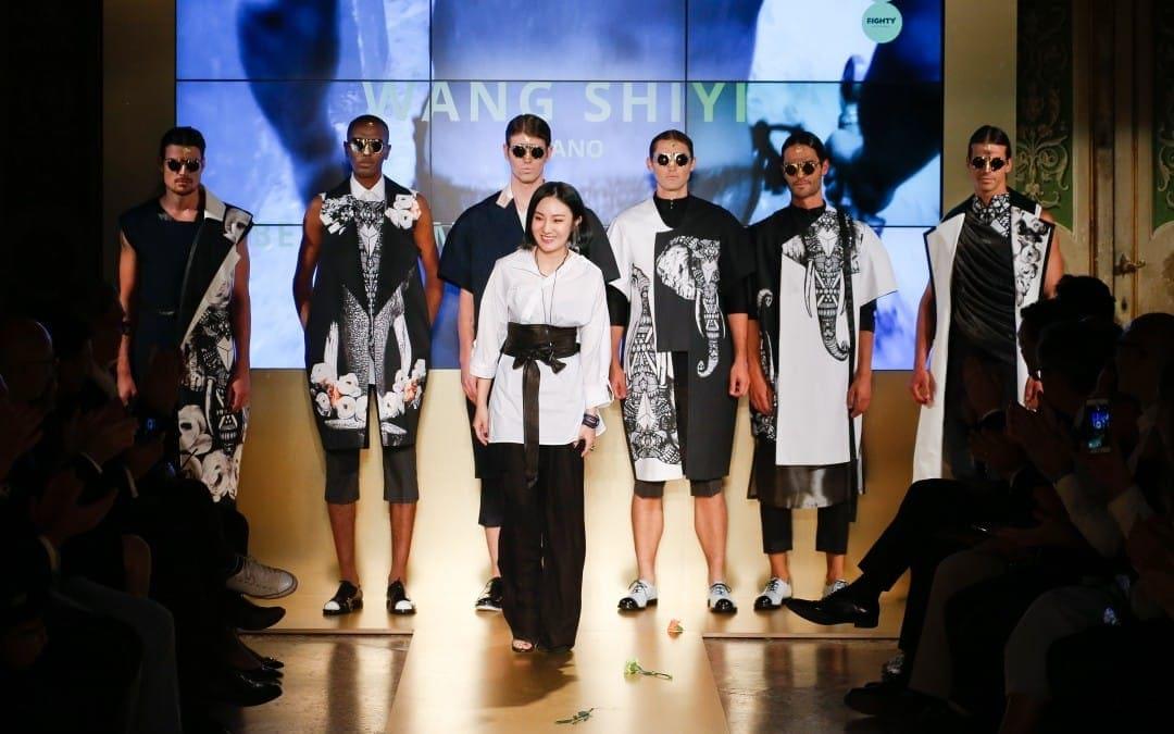 Istituto Marangoni歐洲時尚學院佛羅倫斯男裝秀2015