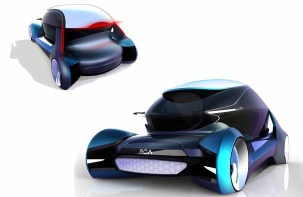 菲亞特克萊斯勒汽車攜手IED歐洲設計學院打造未來車款