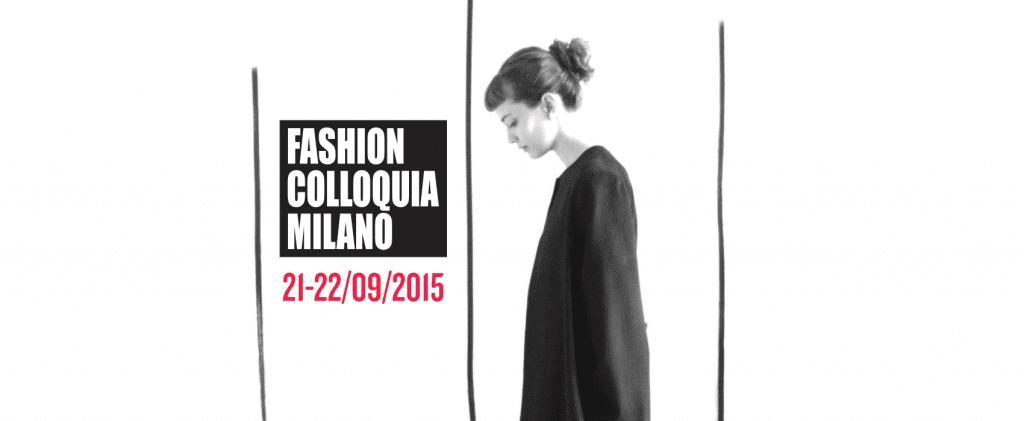 Domus Academy設計碩士學院主辦Fashion Colloquia論壇義大利站2015