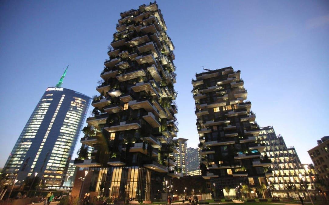 Bosco Verticale獲2015年「全球最佳高樓」獎