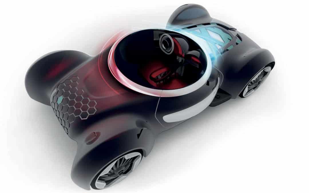 IED歐洲設計學院第一屆「汽車內裝設計與使用者體驗」碩士與Jaguar合作開課