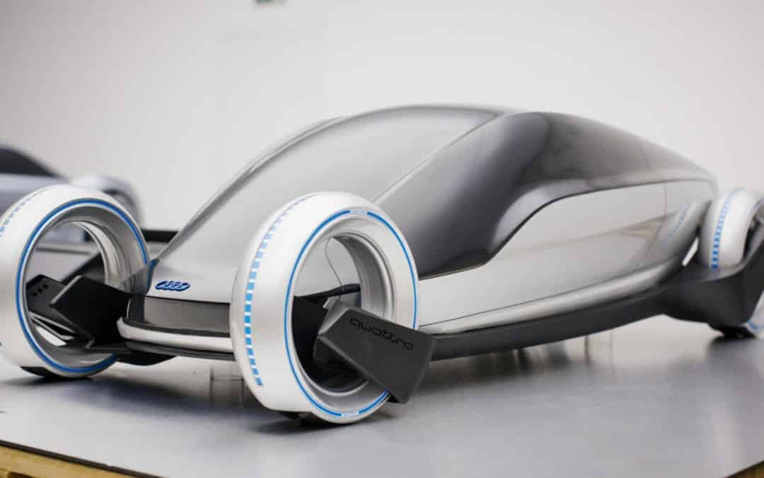 BBC汽車專欄「Top Gear」刊出SPD米蘭工業設計學院學生Audi概念車作品
