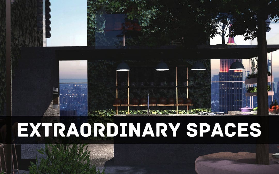 NABA米蘭藝術大學2016年10月開課室內設計碩士獎學金競賽 Extraordinary Spaces