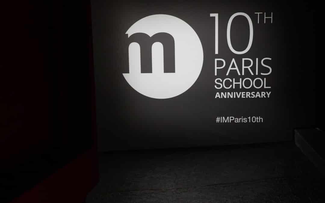 Istituto Marangoni巴黎時尚學院歡慶10週年校慶展覽