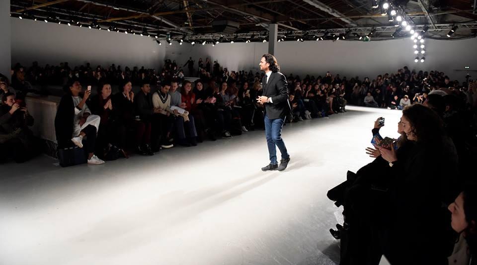 Istituto Marangoni巴黎校區傑出校友Rahul Mishra 16/17秋冬巴黎時裝週亮相