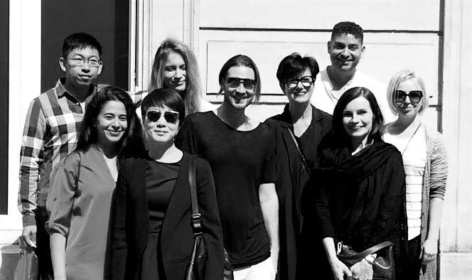 POLIMODA「奢侈企業碩士」參訪巴黎, 由Linda Loppa親自導覽