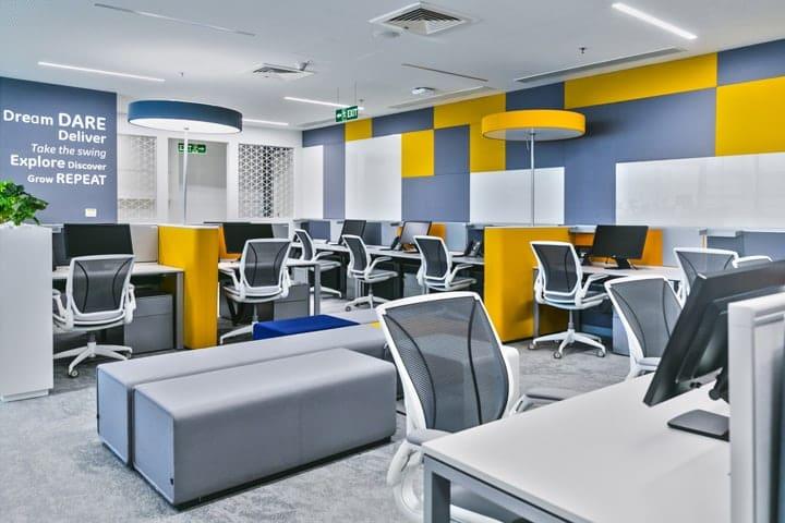 Domus Academy印度學生Gayatri Gunjal辦公空間設計作品分享!