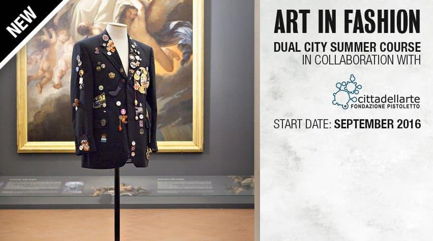 POLIMODA佛羅倫斯時尚學院「時尚中的藝術Art in Fashion」雙城短期課程9月開課!