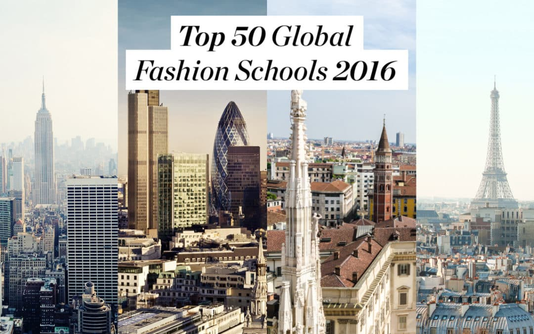 BOF全球時尚學院排名2016 多所義大利時尚院校上榜