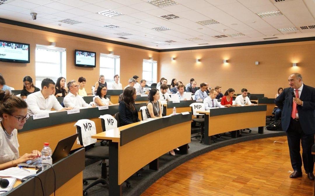 Politecnico di Milano MIP MBA學生年年增長