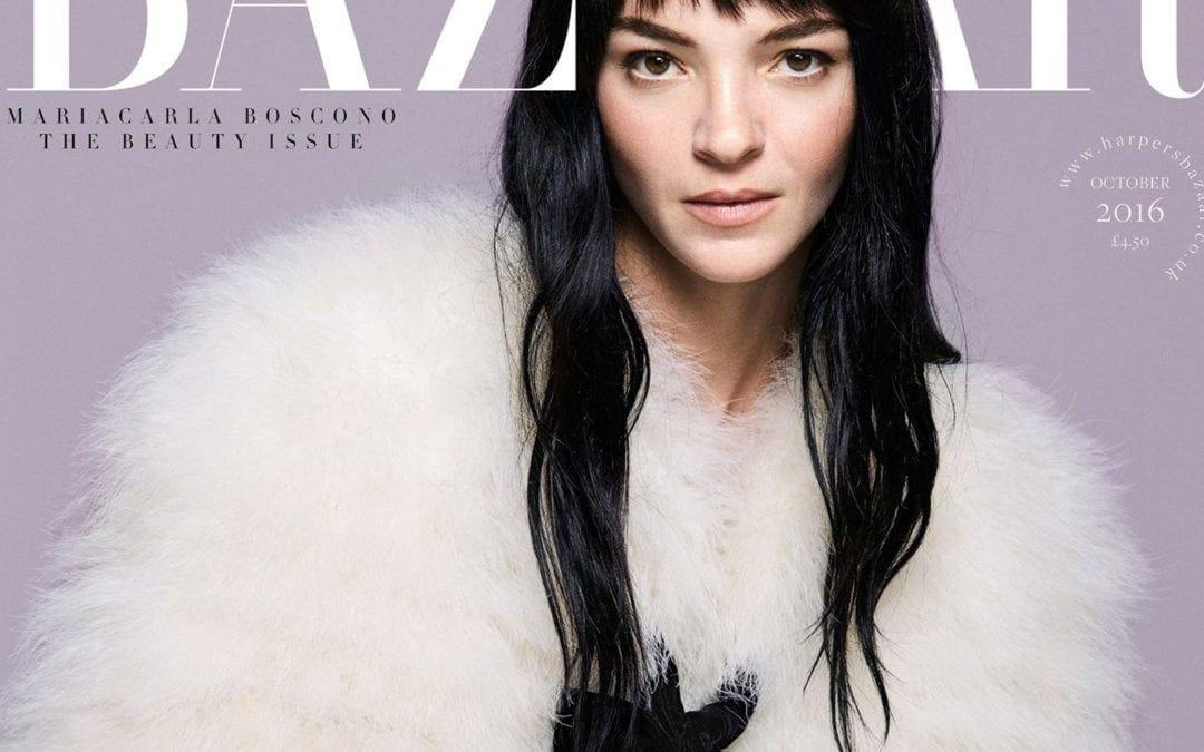 NABA米蘭藝術大學畢業生作品登上Harper's Bazaar UK新一期封面