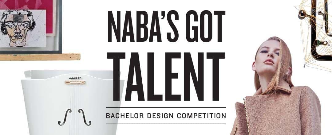 NABA 米蘭藝術大學2017年10月開課學士獎學金競賽