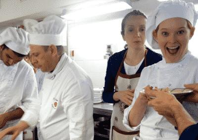 FCAS 佛羅倫斯烹飪學院