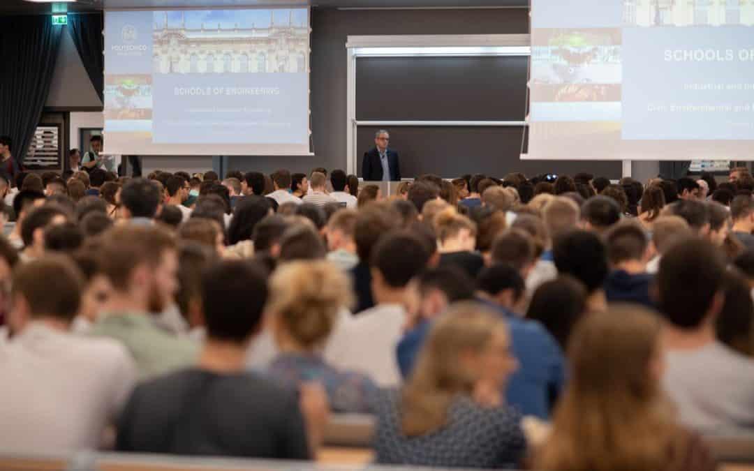 11/06(二) 米蘭理工大學 Politecnico di Milano @ QS全球研究所巡展-台北站