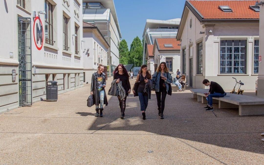 NABA米蘭藝術大學2019年暑期遊學50%學費減免獎學金申請