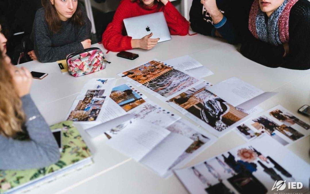 IED歐洲設計學院義大利校區2018年10月開課學士獎學金競賽