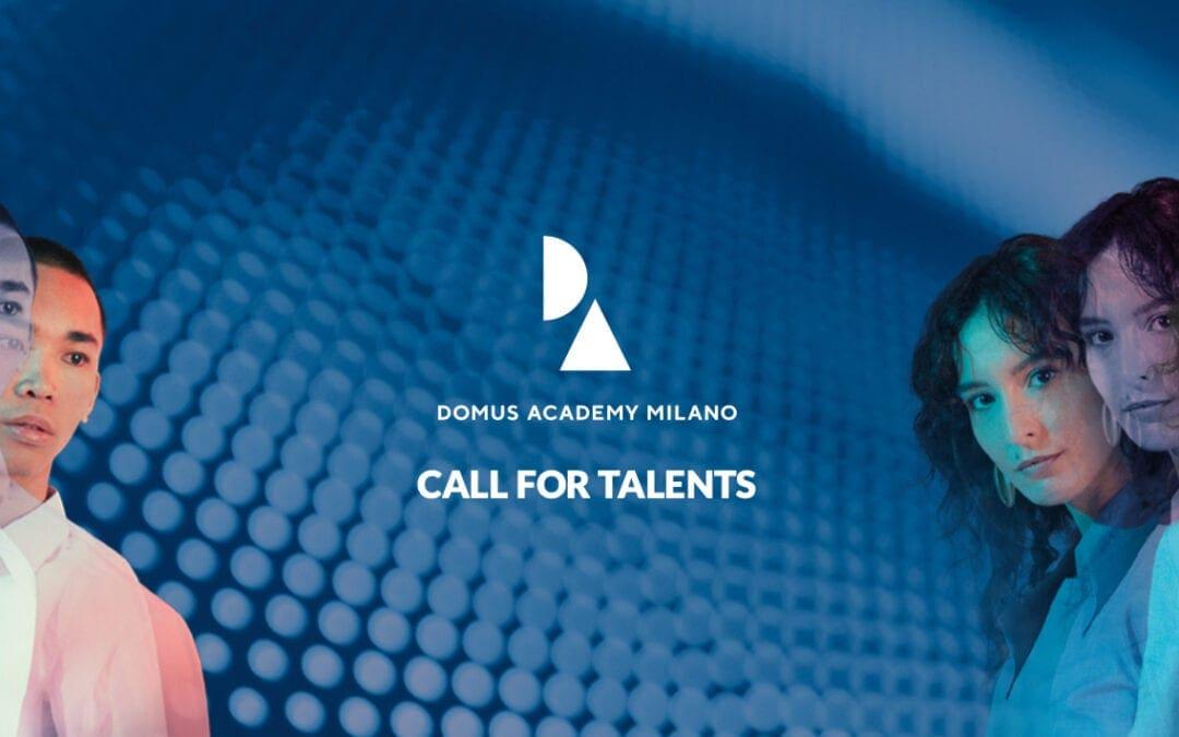 Domus Academy 義大利設計碩士學院 2022年2月碩士留學獎學金競賽