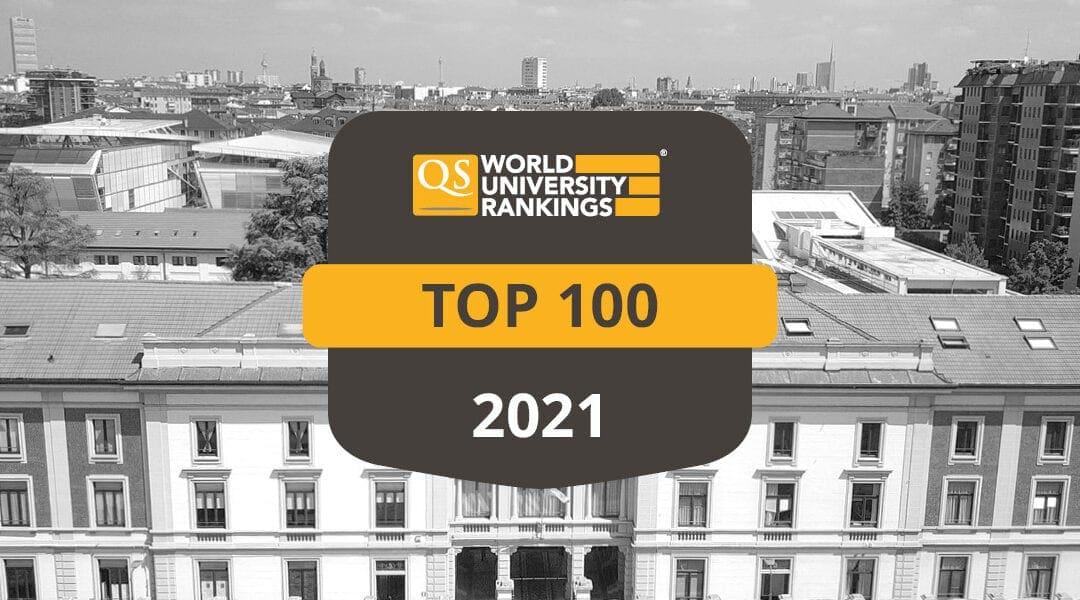 2021年QS全球藝術與設計大學排名:義大利五校入圍全球前150名