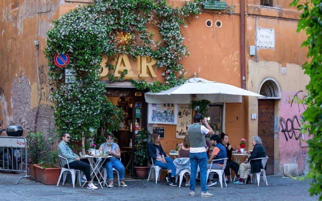 義大利疫情趨緩2021年6月1日起重啟餐廳內用 米蘭預計於6月14日解除宵禁